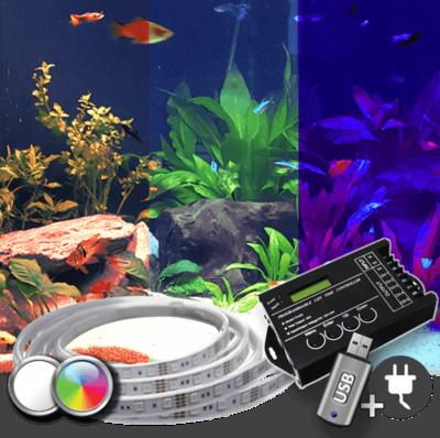 Op zoek naar aquarium led verlichting?